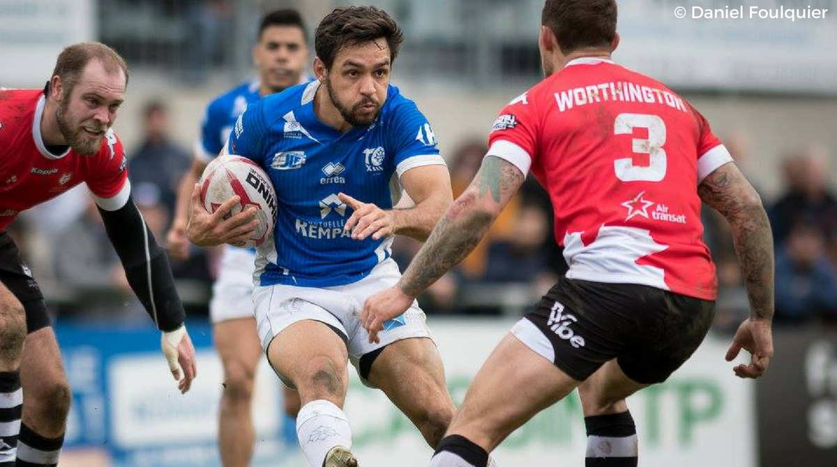 Toulouse Olympique vs Toronto Wolfpack