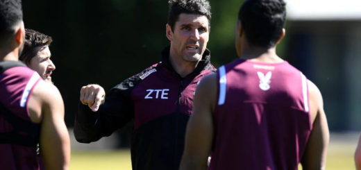 Trent Barrett Manly Sea Eagles
