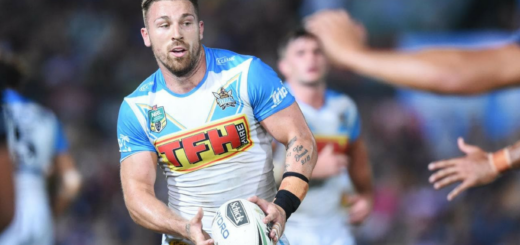 Bryce Cartwright Gold Coast Titans