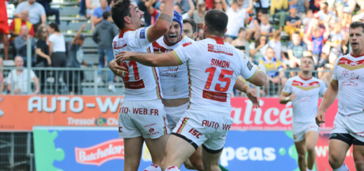 Dragons Catalans Castleford Tigers Victoire