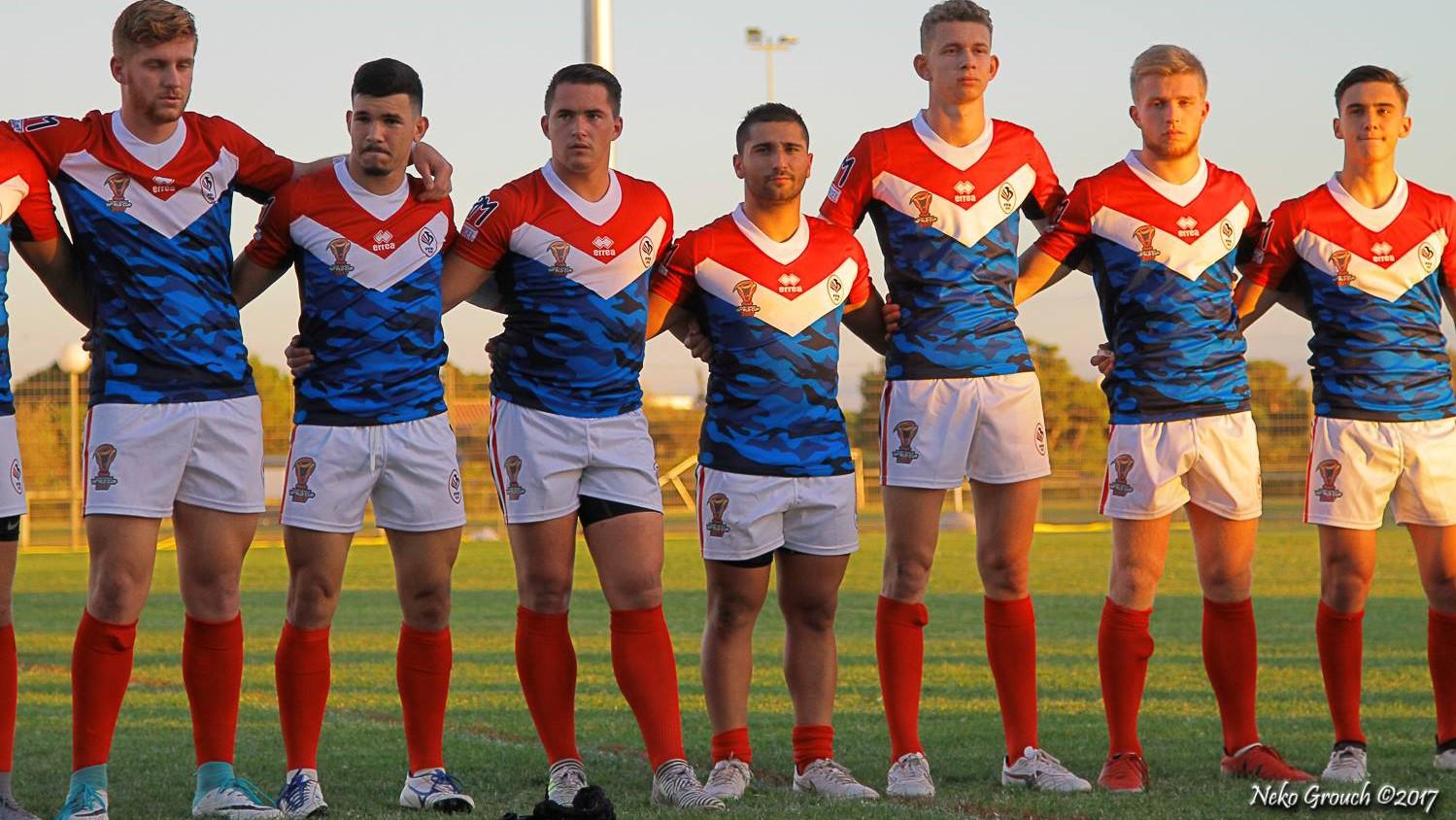 Equipe de France U18 Rugby à XIII