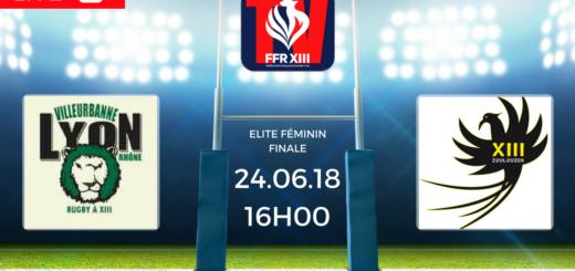 Finale championnat de France féminin Lyon vs Toulouse