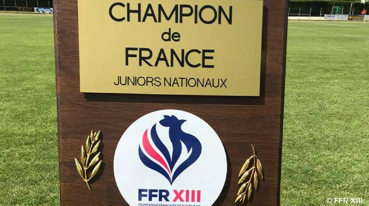 Ille XIII champion de France U19 nationaux