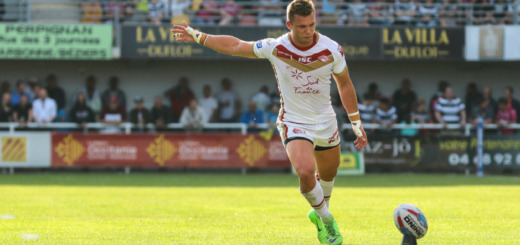 Josh Drinkwater Dragons Catalans Buteur