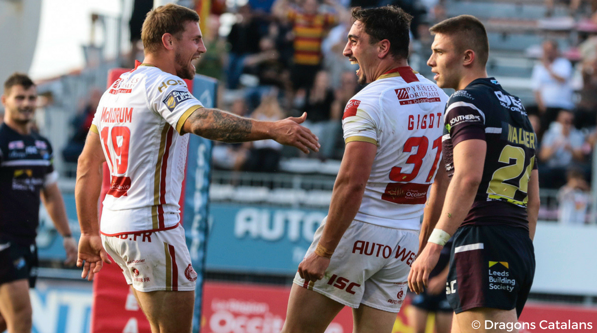 Leeds vs Dragons Catalans les 4 raisons de ne pas rater le match