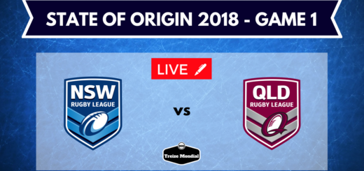 New South Wales Blues vs Queensland Maroons Live Game 1 State Of Origin