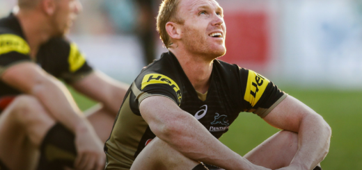 Peter Wallace capitaine Penrith Panthers