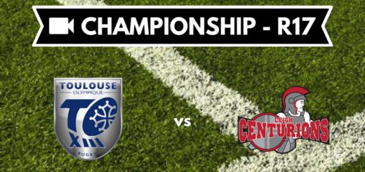 Résumé vidéo Toulouse Olympique vs Leigh Centurions