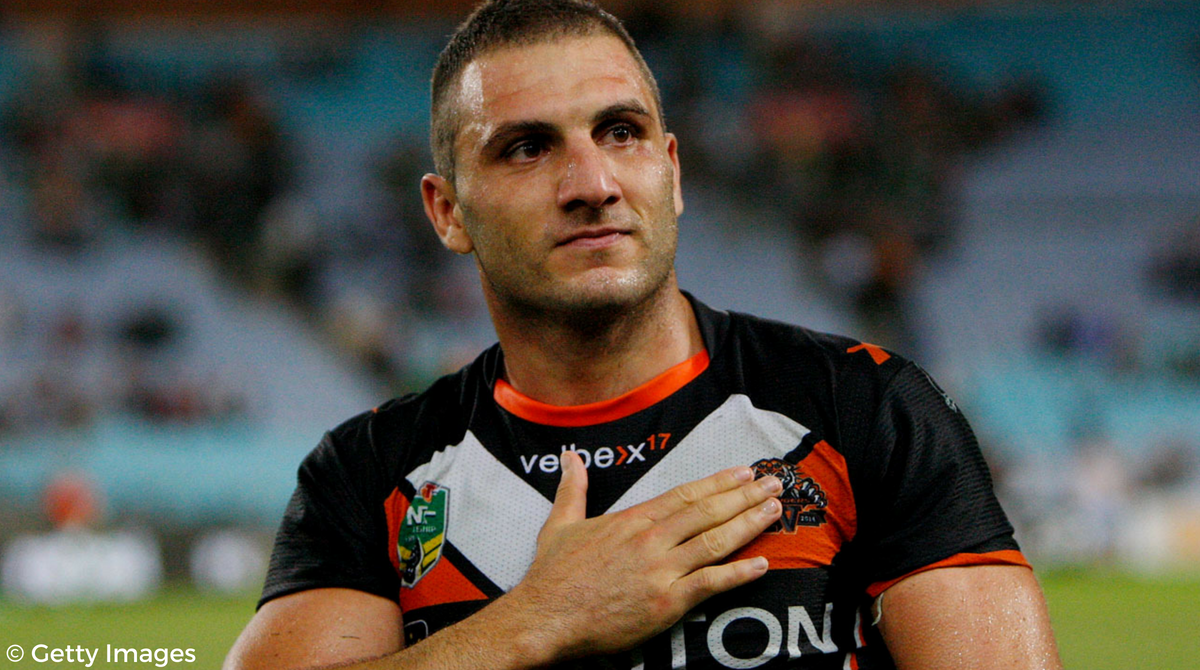 Robbie Farah Wests Tigers