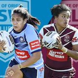 State Of Origin Féminin