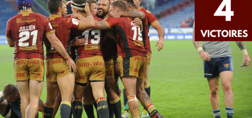 les chiffres marquants special Dragons Catalans