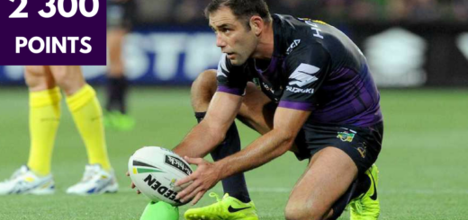 Cameron Smith Melbourne Storm