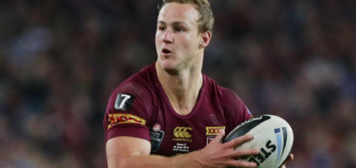 Daly Cherry-Evans Maroons Queensland