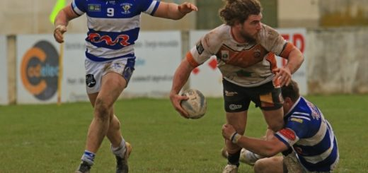 Daniel Beasley Albi Rugby League