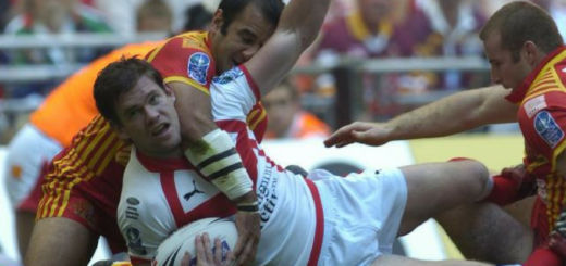 Finale Challenge Cup 2007 Dragons Catalans St Helens