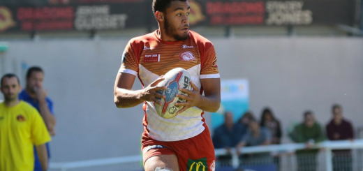 Georgy Gambaro Dragons Catalans U23