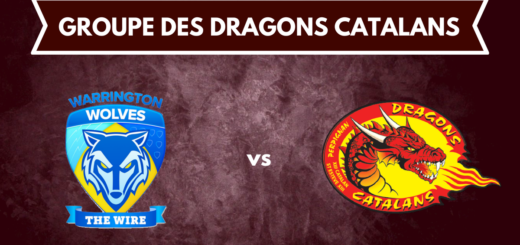 Groupe Dragons Catalans Warrington
