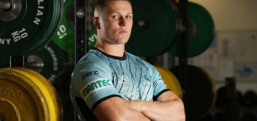 Jack Williams Cronulla Sharks