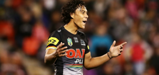 Jarome Luai Penrith Panthers