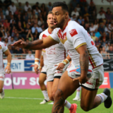 Kenny Edwards Dragons Catalans - Calendrier Super 8
