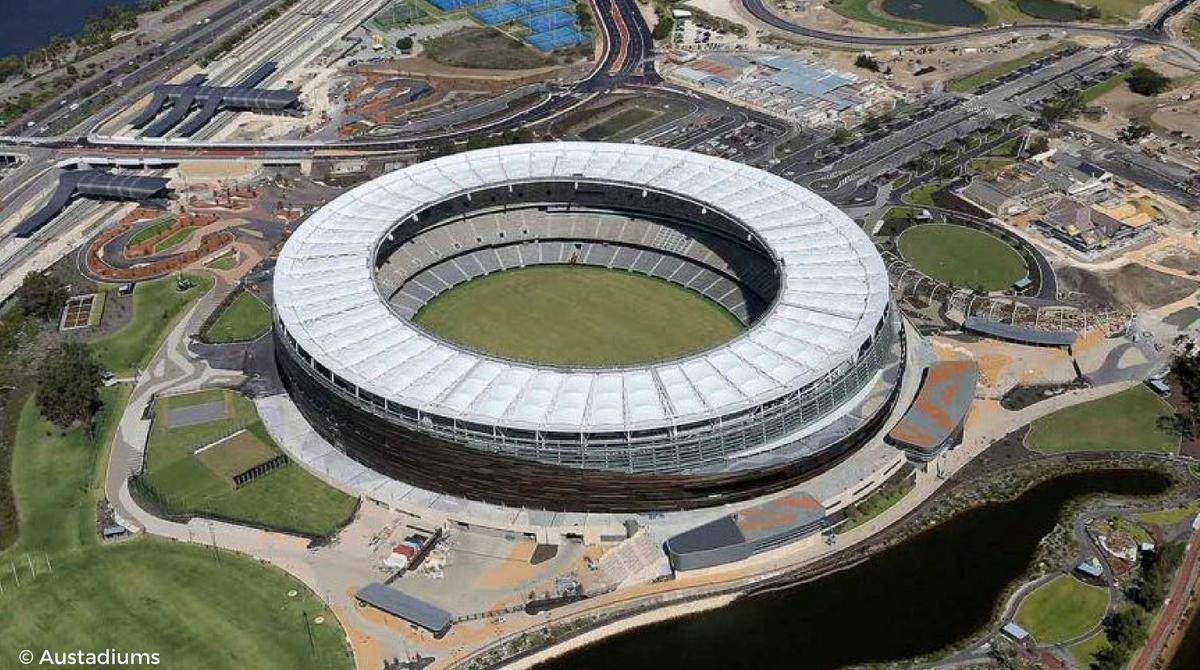 Optus Stadium Game 2 2019 State Of Origin