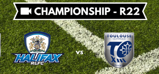 Résumé vidéo Halifax RLFC vs Toulouse Olympique