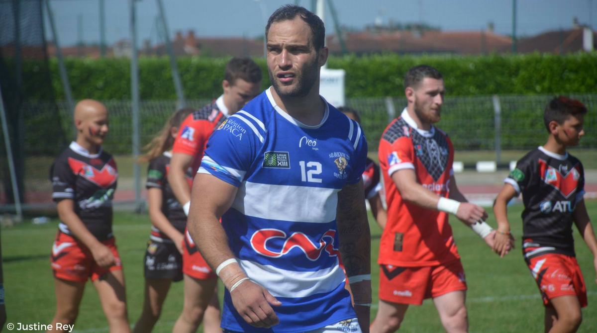 Romain Pourret SO Avignon Finale Elite 1
