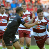 Wigan Warriors St Helens Résumé J22