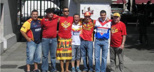 Claude Cassagnol Wembley 2007