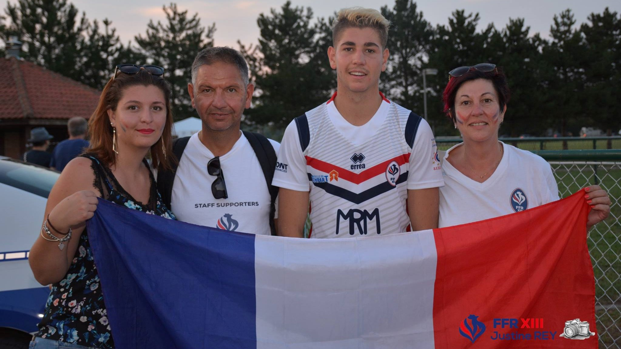 Corentin Rey France U19