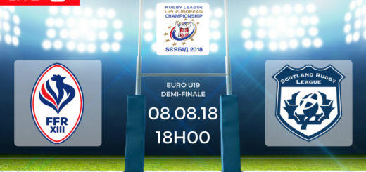 Coupe d'Europe U19 France vs Ecosse en direct