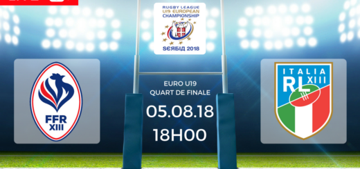 Coupe d'Europe U19 France vs Italie en direct