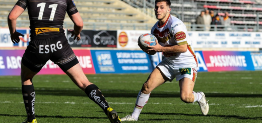 Luc Delor Dragons U19 - SO Avignon
