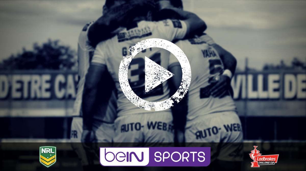 Programme TV rugby à XIII semaine du 30 juillet au 5 août