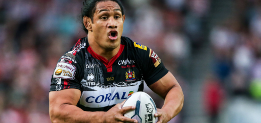 Taulima Tautai Wigan Warriors sanction