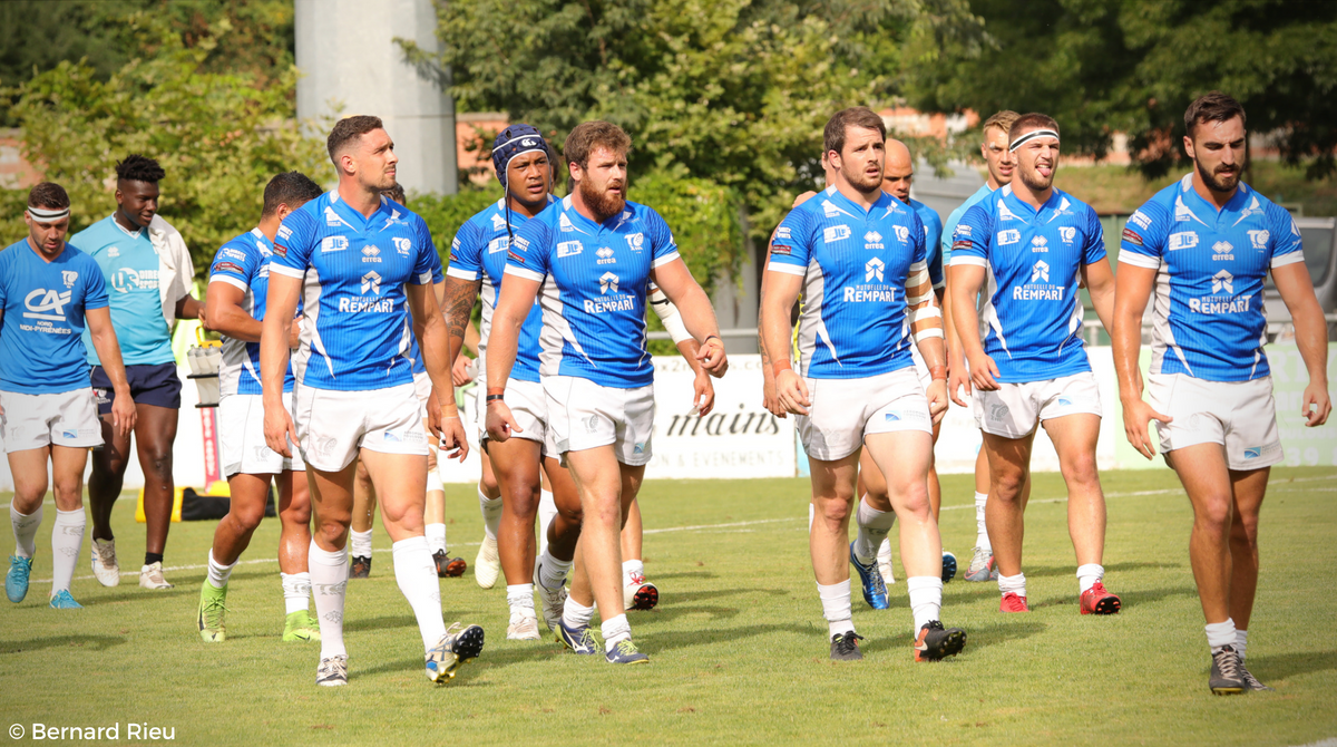 Toulouse Olympique vs Dewsbury Rams