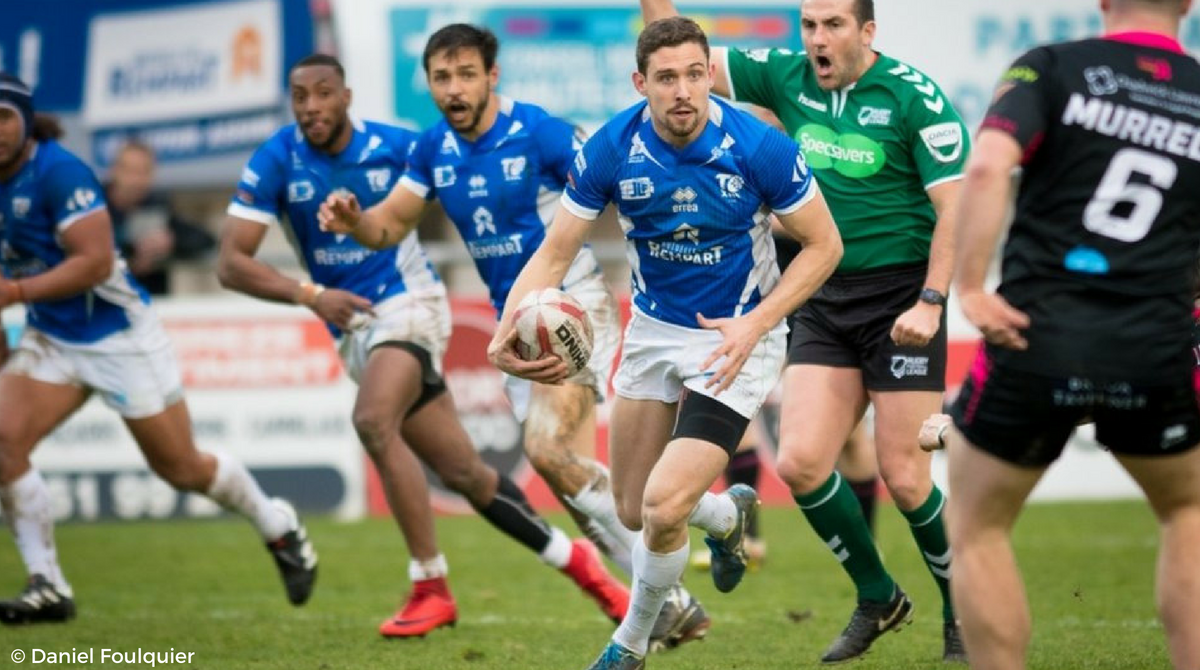Toulouse Olympique vs Halifax