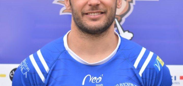 Olivier Arnaud SO Avignon