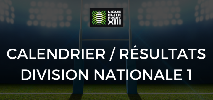 Calendrier Et Resultats Ligue 1.Calendrier Et Resultats Division Nationale 1 2018 2019