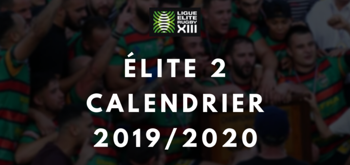 Calendrier Rencontre Euro 2020.Calendrier Et Resultats Elite 2 2019 2020 Rugby A 13