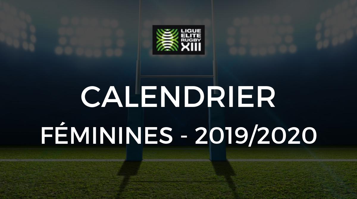 Coupe Du Monde Des Clubs 2020 Calendrier.Feminin Les Calendriers Des Feminines De La Saison 2019