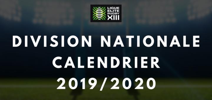 Calendrier Du Mondial.Calendrier Et Resultats Division Nationale 2019 2020