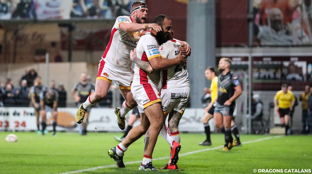 Super League   Le nouveau calendrier 2020 des Dragons Catalans à